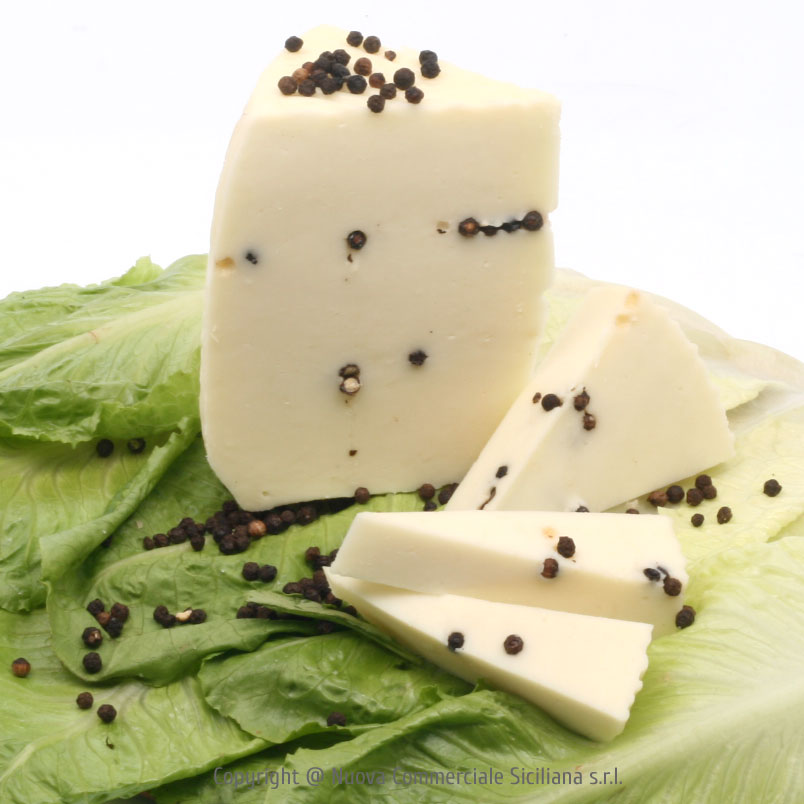 YOUNG CHEESE WITH BLACK PEPPER 'PRIMO SALE' GR 300*