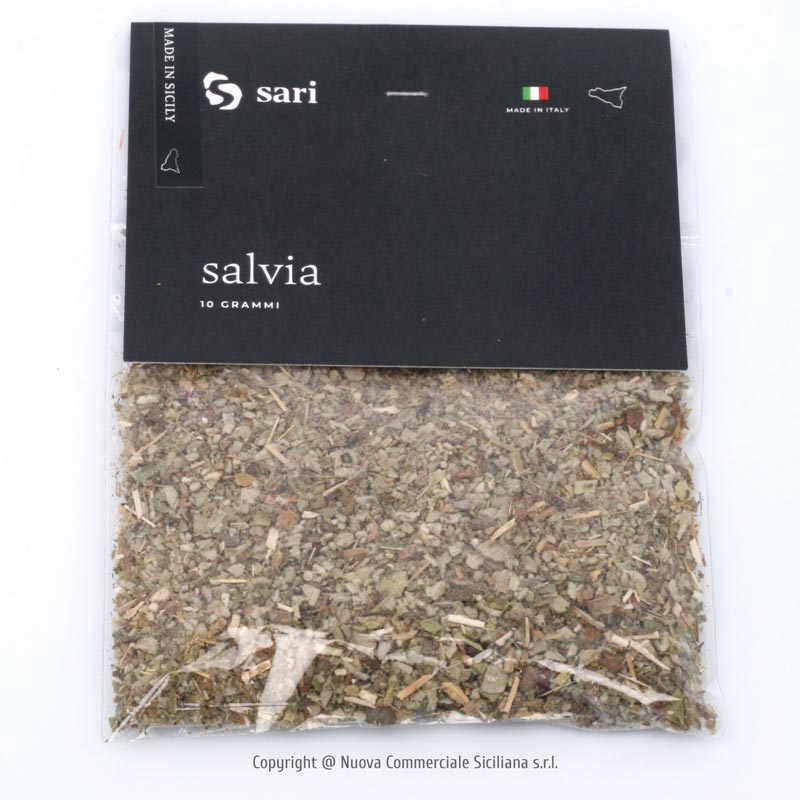 SALVIA SICILIANA GR 10