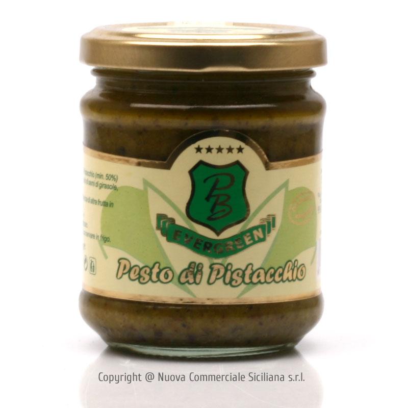 PISTACHIO PESTO GR 190