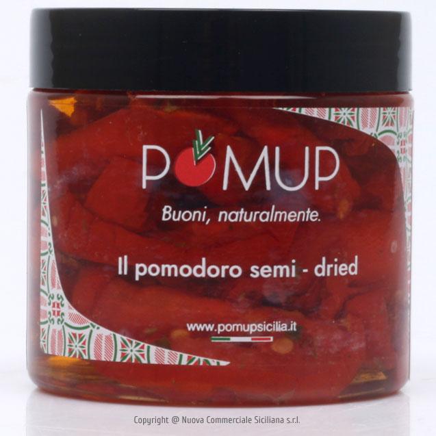 POMODORI SEMI-SECCHI POMUP GR 210