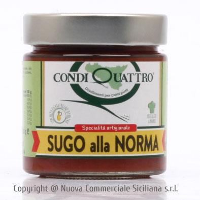 SUGO ALLA NORMA GR 200
