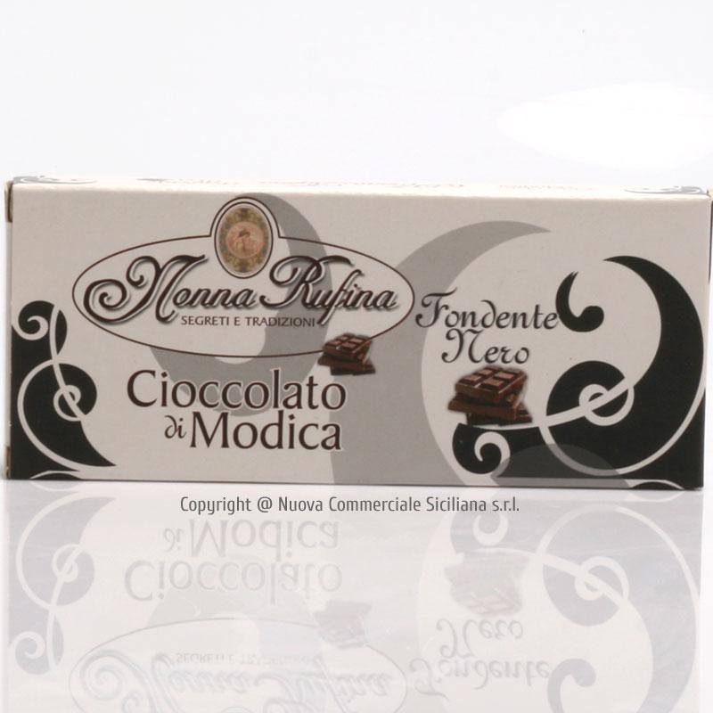MODICA DARK CHOCOLATE GR 100