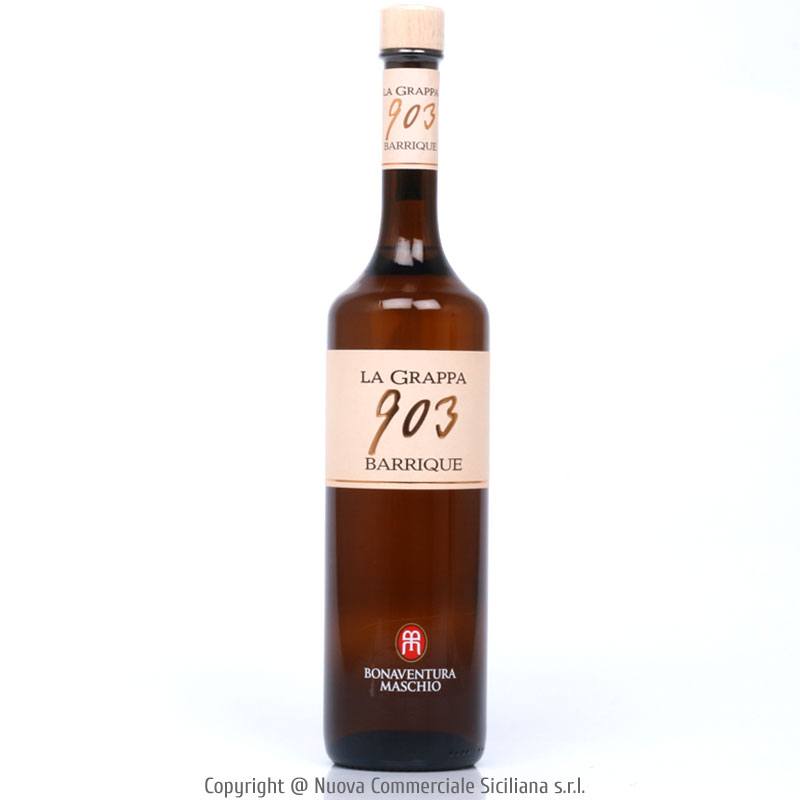 LA GRAPPA 903 BARRIQUE BONAVENTURA MASCHIO-VENETO/GRAPPA CL 70