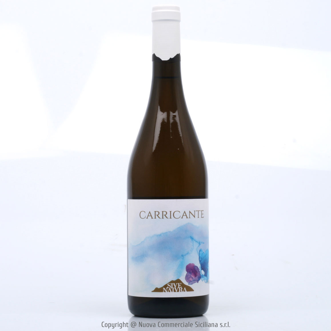 SIVE NATURA CARRICANTE IGT 2018 - SICILY/WHITE CL 75