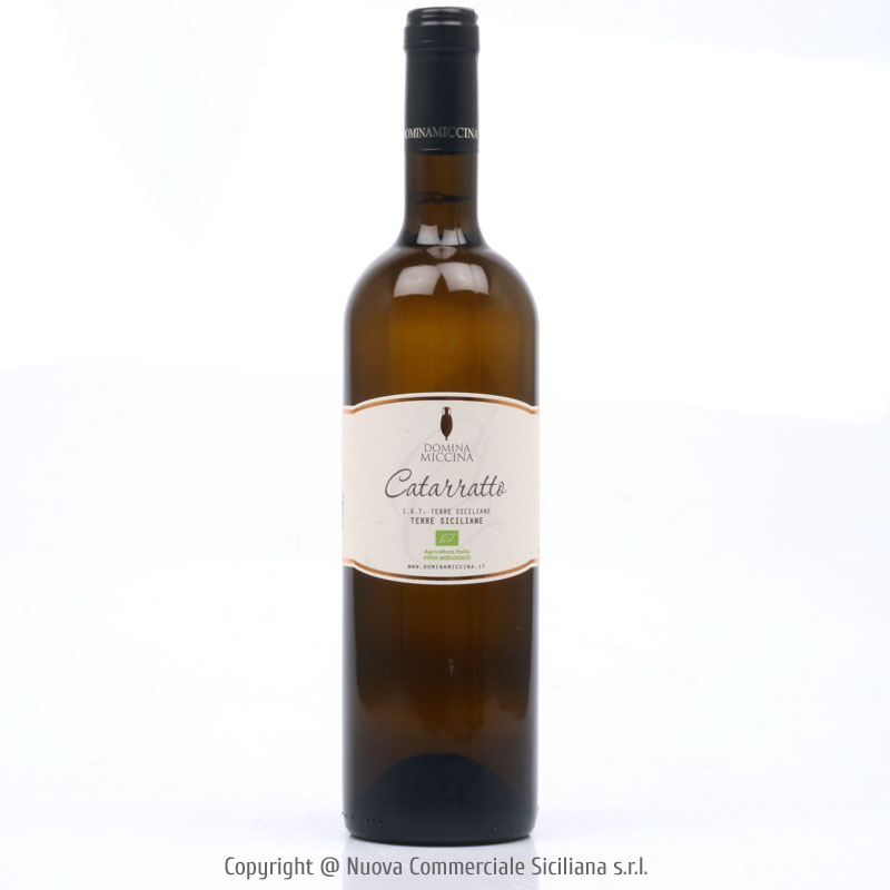 C&C CATARRATTO TERRE SICILIANE IGT 2018 - SICILY/WHITE CL 75