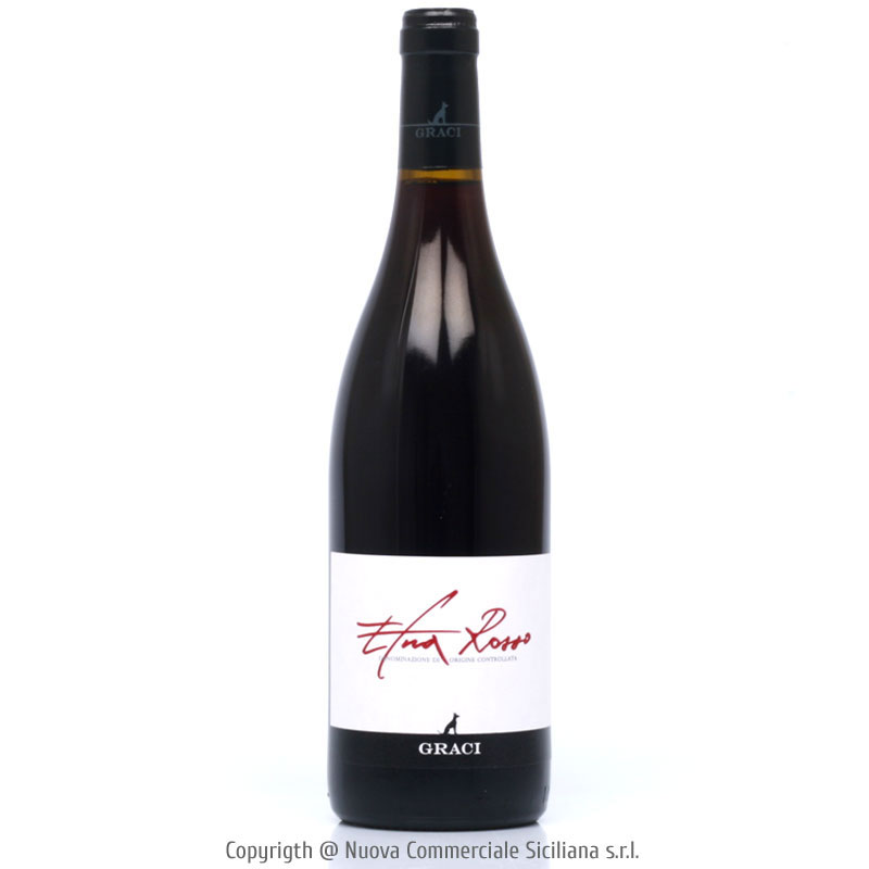 GRACI ETNA ROSSO DOC 2016 - SICILY/RED CL 75