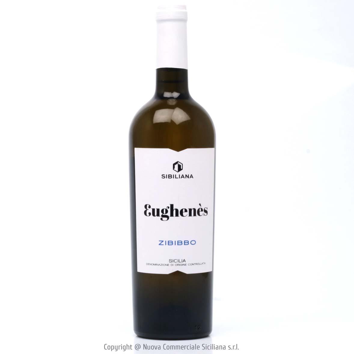 EUGHENES ZIBIBBO SICILIA DOC 2020 - SICILIA/BIANCO CL 75