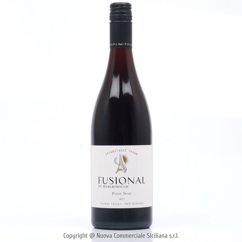FUSIONAL PINOT NERO 2017 - NEW ZEALAND/ROSSO CL 75