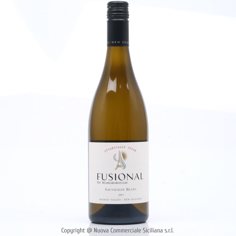 FUSIONAL SAUVIGNON BLANC 2017 - NEW ZEALAND/BIANCO CL 75