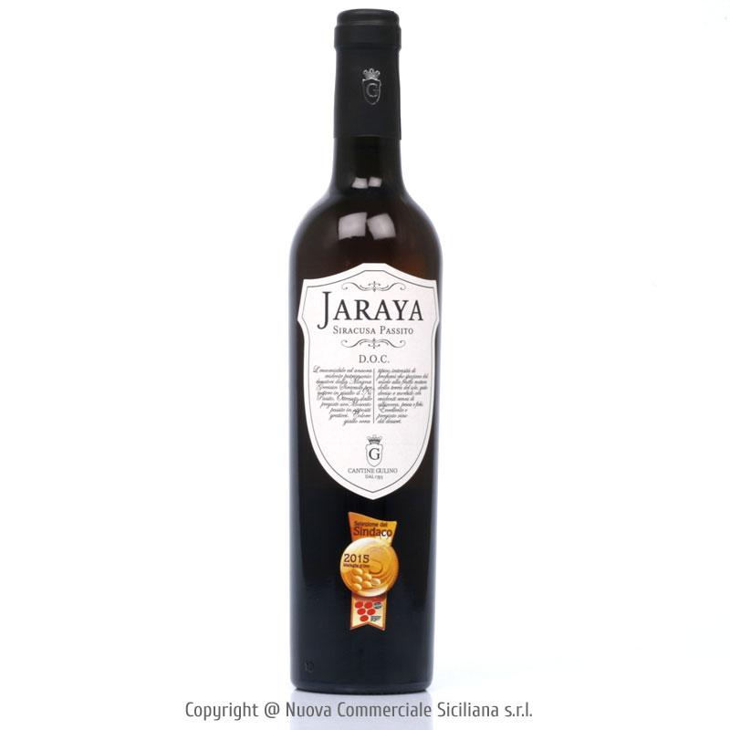 JARAYA SIRACUSA PASSITO DOC 2014 - SICILIA/PASSITO CL 50