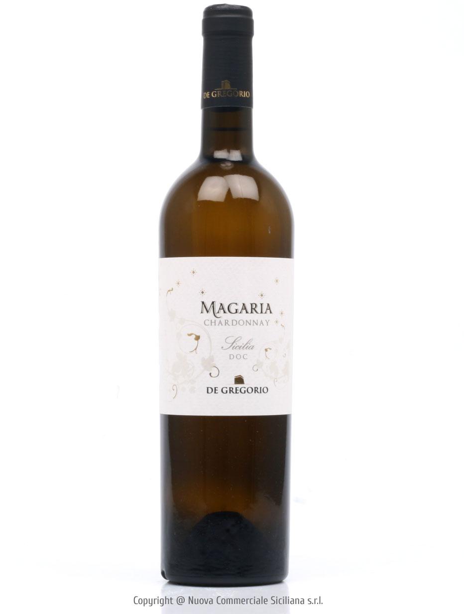 MAGARIA CHARDONNAY SICILIA DOC 2016 - SICILIA/BIANCO CL 75