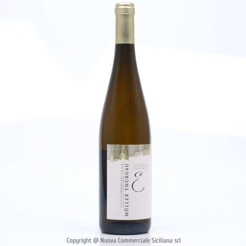 MÜLLER THURGAU ALTO ADIGE VALLE ISARCO DOC 2018 - ALTO ADIGE/BIANCO CL 75