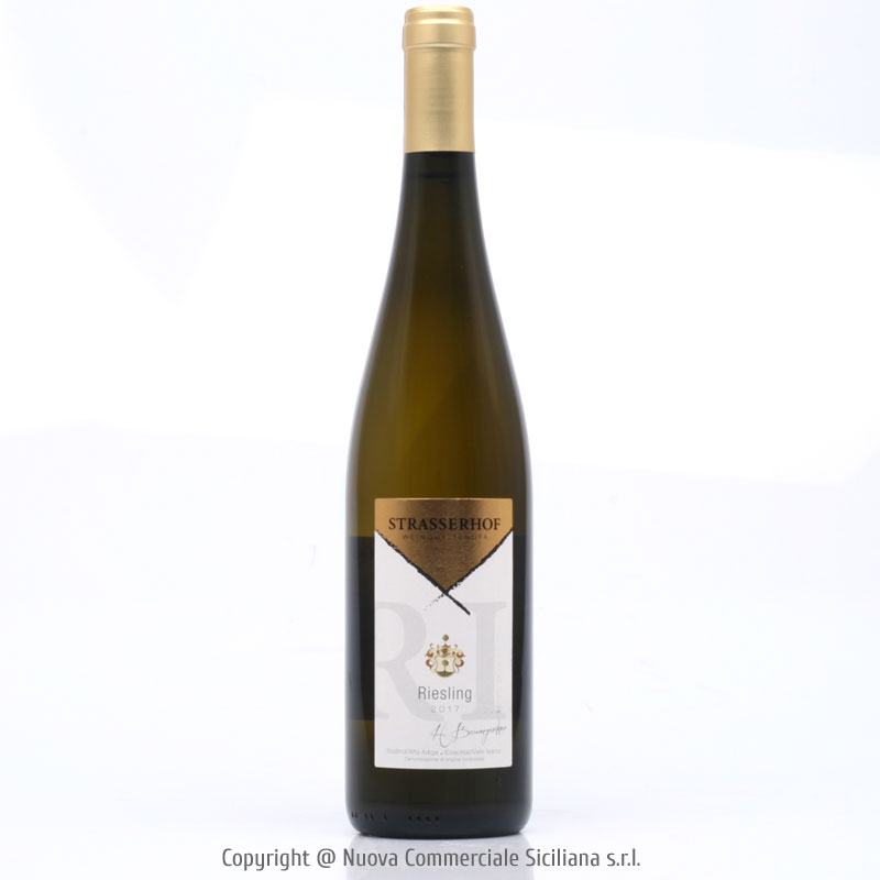 RIESLING VALLE ISARCO DOC 2017 - TRENTINO ALTO ADIGE/BIANCO CL 75